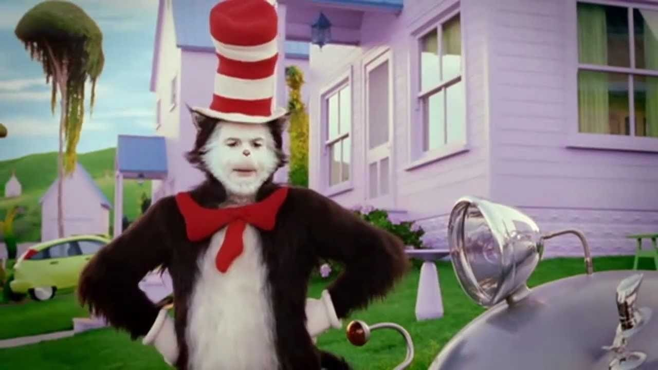 The film features everyone's favorite anthropomorphic cat and mostly follows the original plot