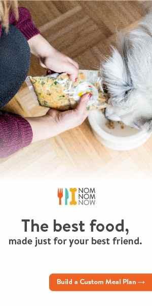 NomNomNow display ad