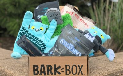 The Prudent Pet Dogs BarkBox Review!